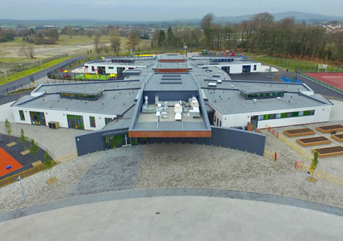 New Arvalee School, Omagh is opened